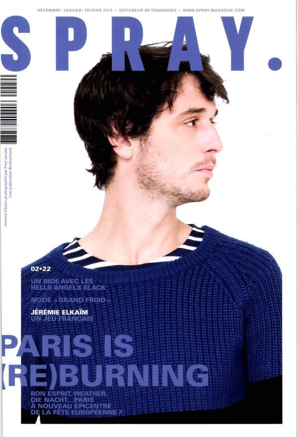 Spray Magazine