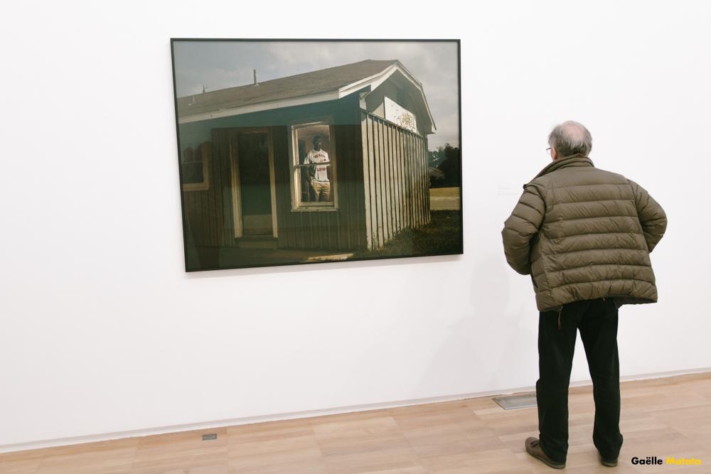 Ouverture de l'exposition de Taryn Simon & Florence Henri au Jeu de Paume à Paris.