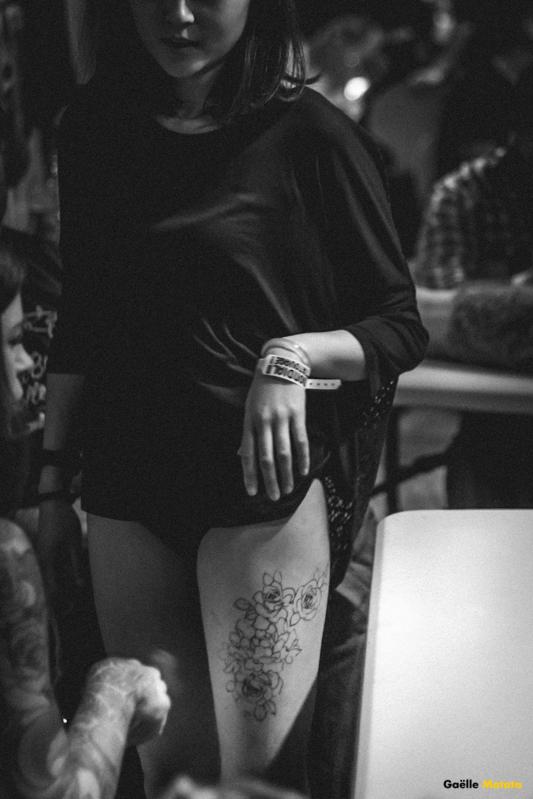 Salon du tatouage