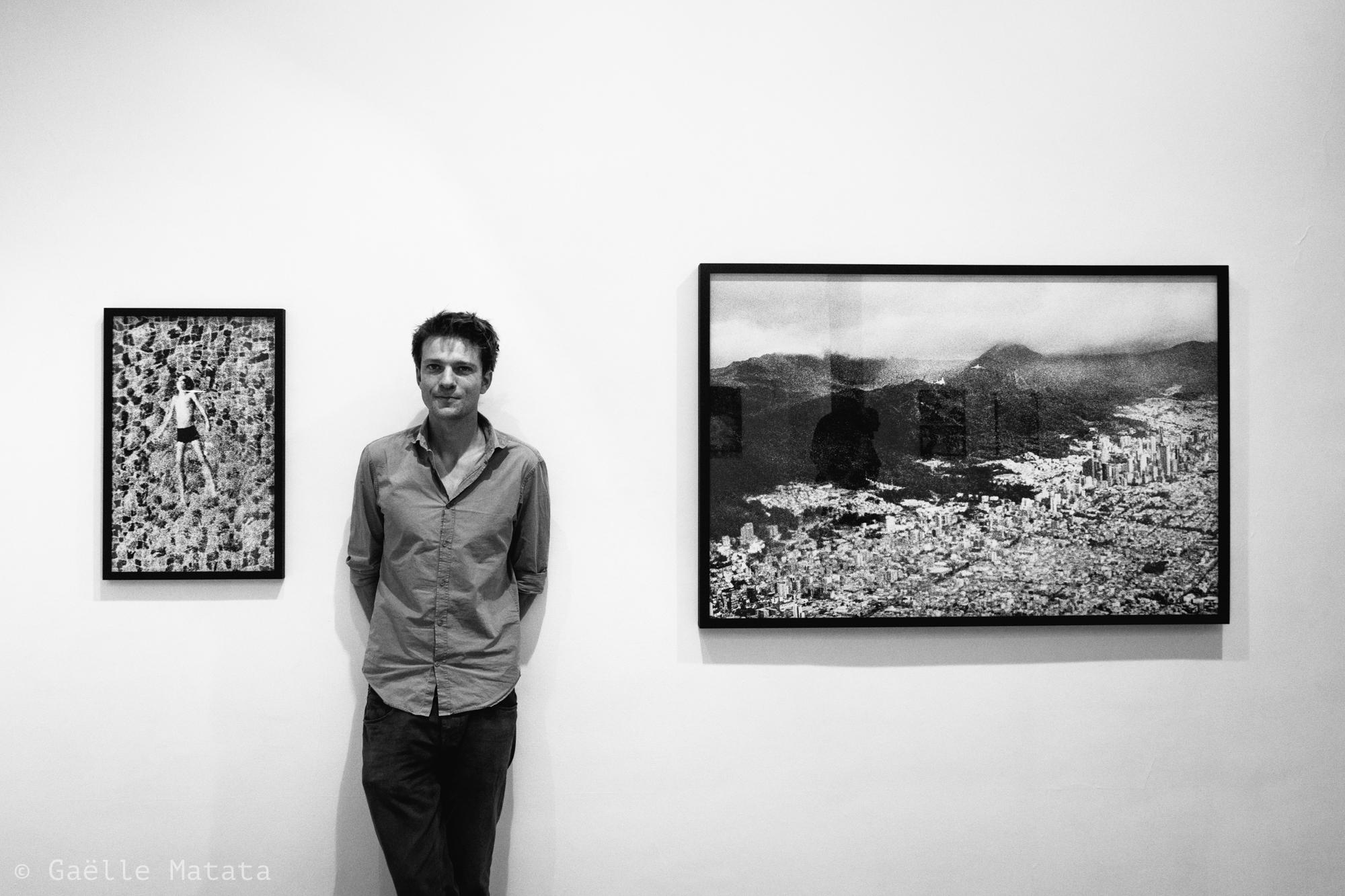 Erwan Morère à la Galerie Filles du Calvaire