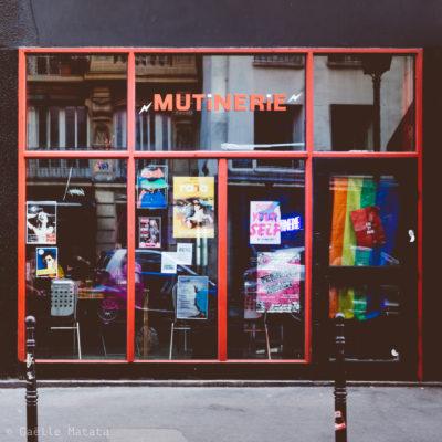 La Mutinerie : LE Bar queer féministe trans de Paris